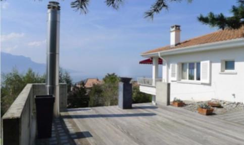 Terrasse - Villa - Brent