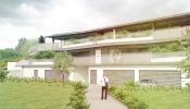 Façade S-E - Lutry - Appartement
