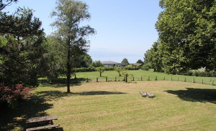 Vue, jardin - Lutry - Villa