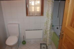 Salle de bain - Hérémence - Chalet