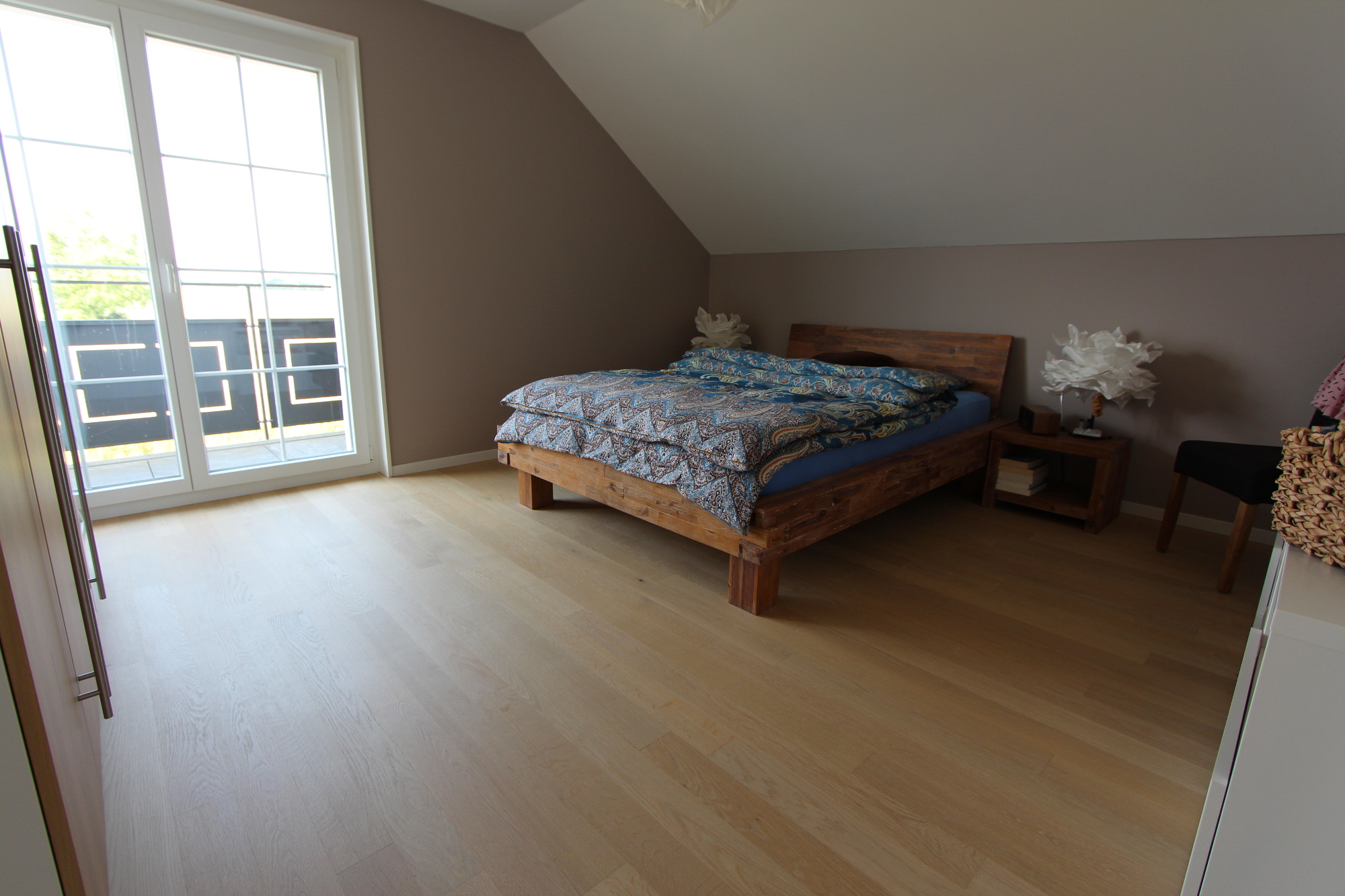 Chambre - Sullens - Appartement