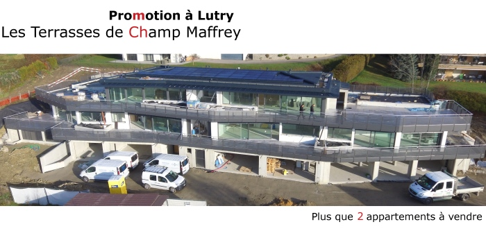 Champ Maffrey - Lutry - Promotion